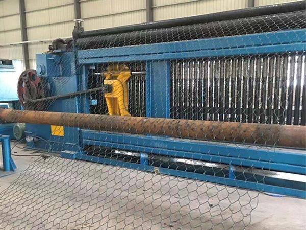 石笼网生产设备